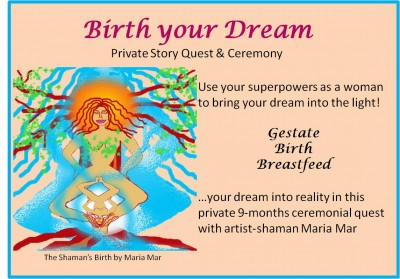 Birth your Dream Private Story Quest